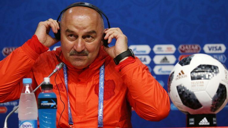 Черчесов: Ще направим всичко, за да останем начело на групата