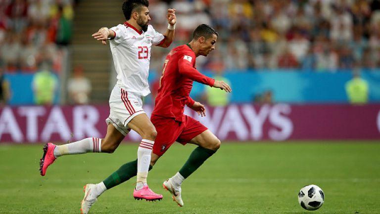 Имаше ли дузпа за нарушение срещу Кристиано Роналдо?