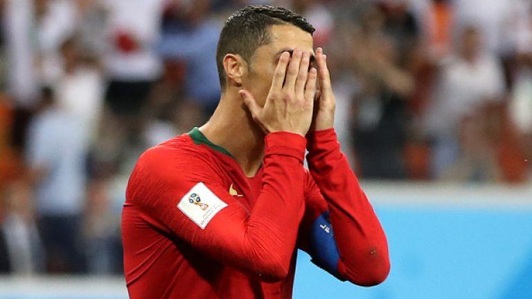 Роналдо пропусна дузпа срещу Иран