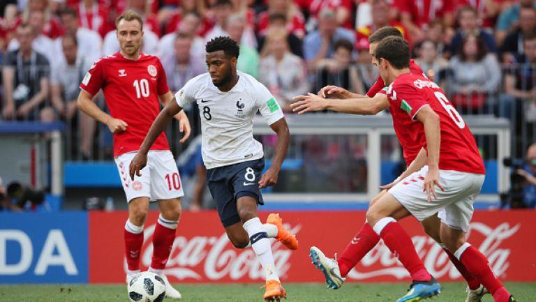 Дания и Франция заковаха нулите и са на 1/8-финал