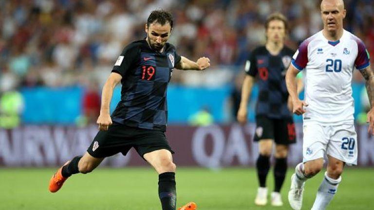 Хърватия откри срещу Исландия с гол на Бадел