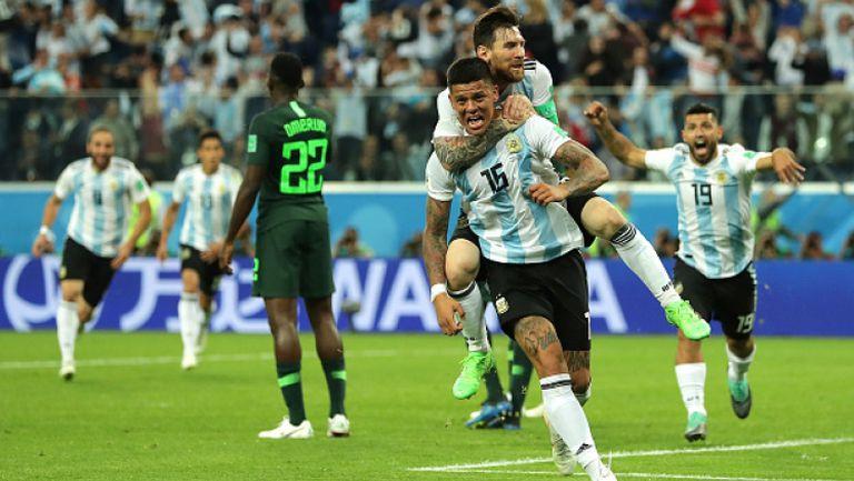 Жестоко воле на Рохо хвърли Аржентина в делириум