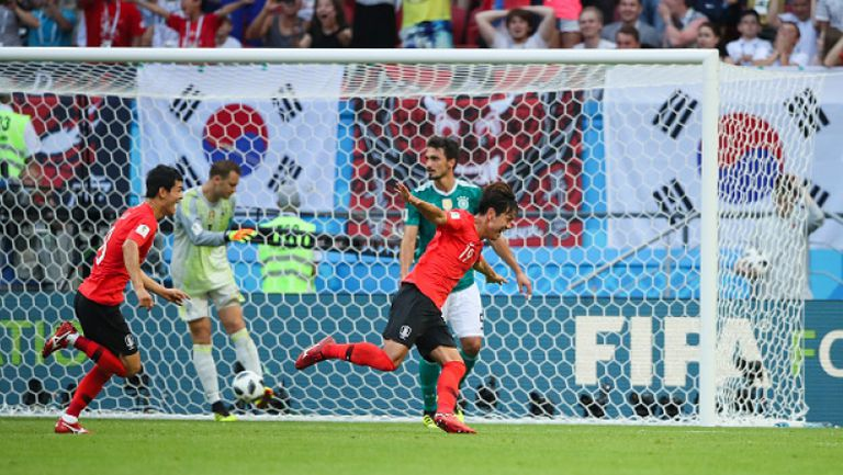 Корейците ритнаха златната корона на шампиона Германия