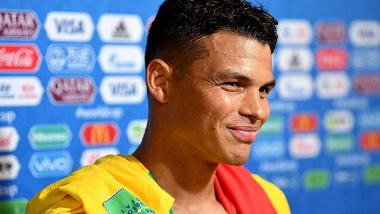 Тиаго Силва: Това е истинската Бразилия