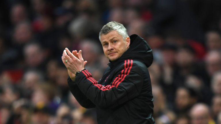 Солскяер вярва, че Юнайтед е способен на чудо в Париж