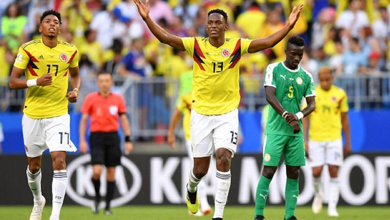Колумбия игра умно и изхвърли Сенегал от Мондиала