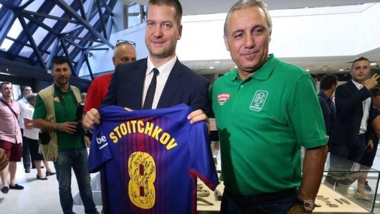 Стоичков: Англия и Белгия искат да играят футбол