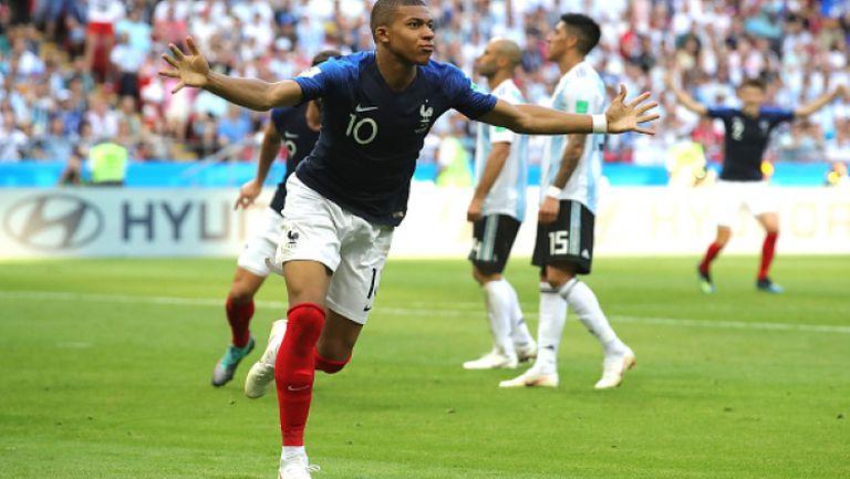 Мбапе разпиля защитата на Аржентина и Франция поведе с 3:2