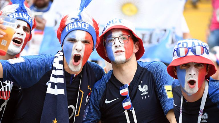 Френска еуфория след головото шоу между Аржентина и Франция