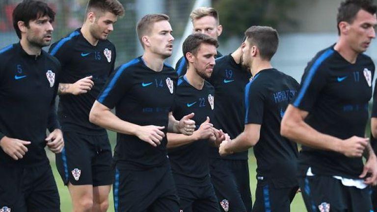 Хърватия преследва Световната купа