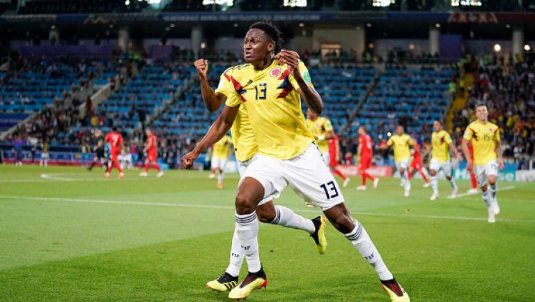 Култов колумбийски коментатор след изравнителния гол на Мина срещу Англия