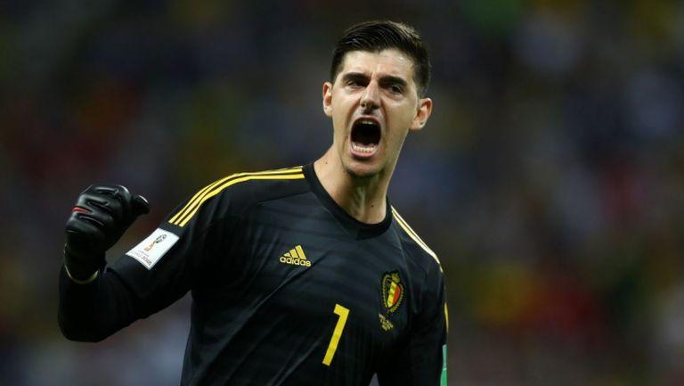 Куртоа спаси Белгия и отчая Неймар в 94-тата минута