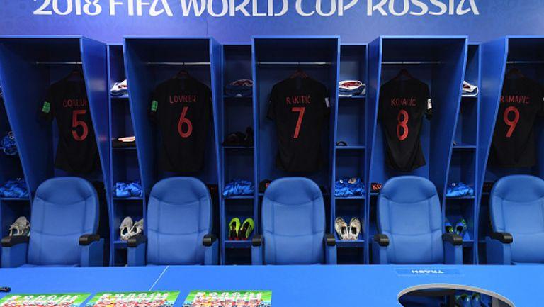 Съставите на Русия и Хърватия преди четвъртфинала в Сочи