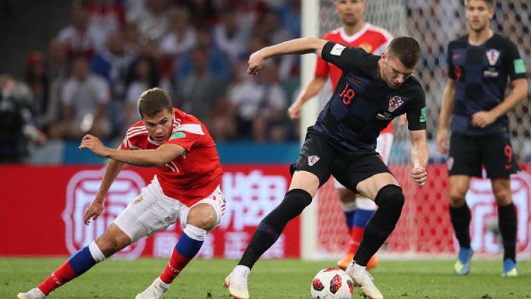 Хърватия излъга Русия и чака Англия на полуфинал