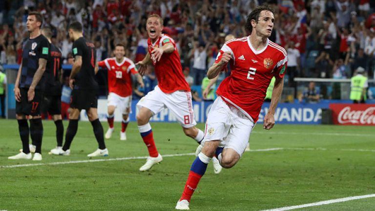 Фернандес направи 2:2 Хърватия и Русия в зоната на дузпите