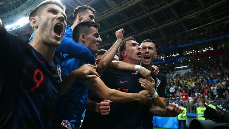 Хърватия обърна Англия и стигна до най-големия мач в световния футбол