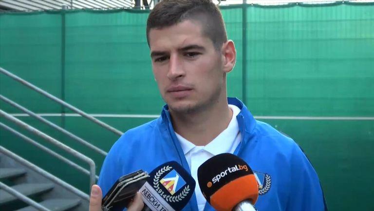 Иван Горанов: Не играхме като отбор