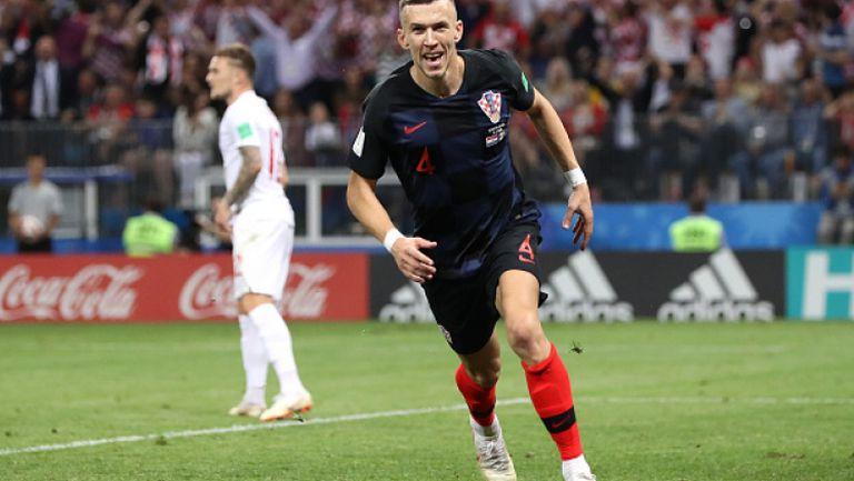 Находчивият Перишич изравни за Хърватия срещу Англия
