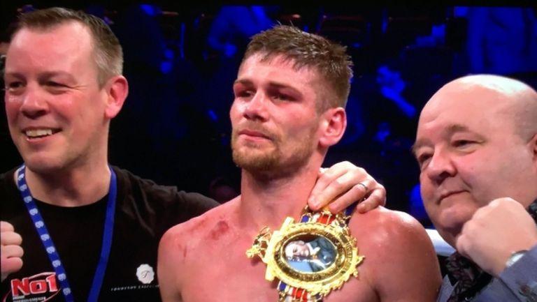 Солидна победа и титла за Крис Дженкинс в Лондон