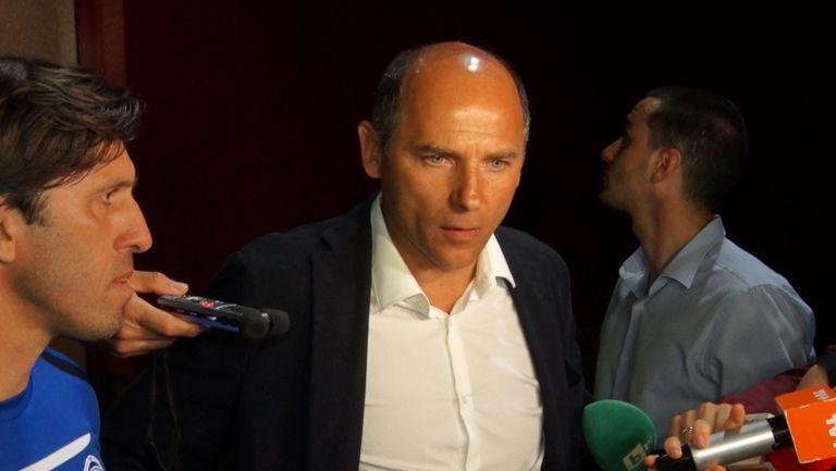 Треньорът на Рига: Имахме своите шансове, но вратарят на ЦСКА ни отказа