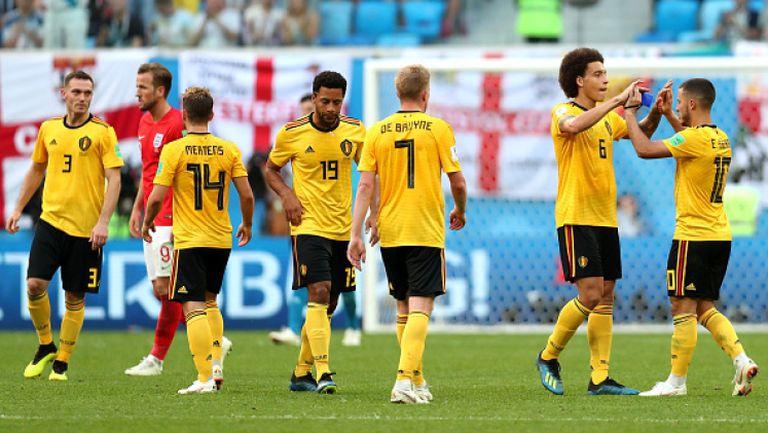 Белгия грабна бронза след победа над Англия