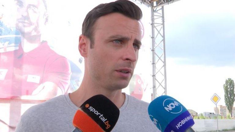 Бербатов: Не знаех, че Мбапе е в Монако, стискам палци за Субашич