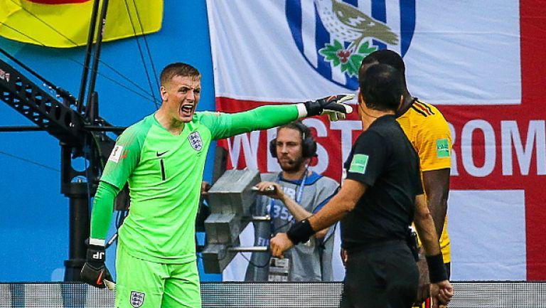 Пикфорд спаси Англия от втори гол срещу Белгия