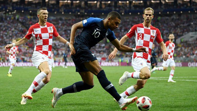Звездата Мбапе довърши Хърватия с четвърти гол