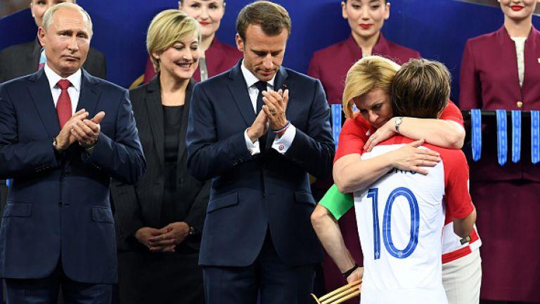 Искрените сълзи на един президент