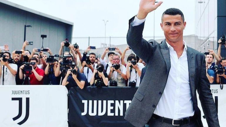 Кристиано Роналдо премина медицински прегледи в Ювентус