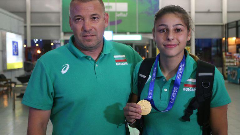 Начева и Цонов за медалите, световната титла и бъдещето