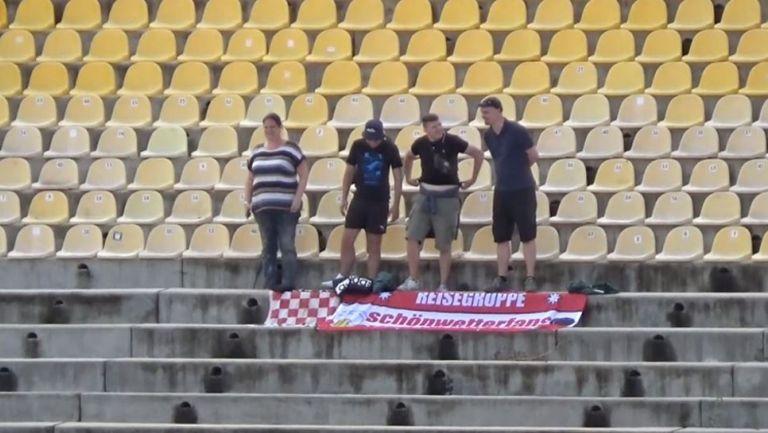 Четирима фена на Вадуц ще подкрепят отбора в София