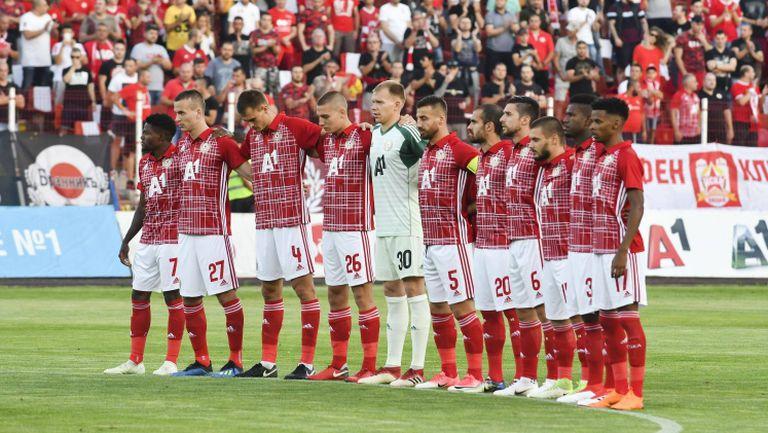 Рига - ЦСКА-София 1:0 (3:5 след дузпи)