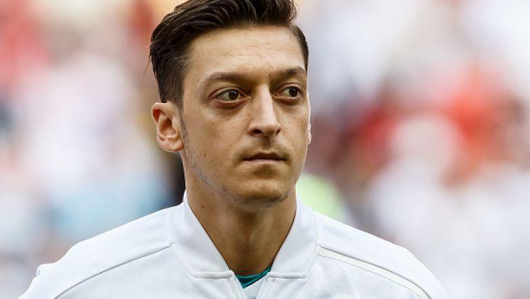 Месут Йозил се отказа от националния отбор на Германия