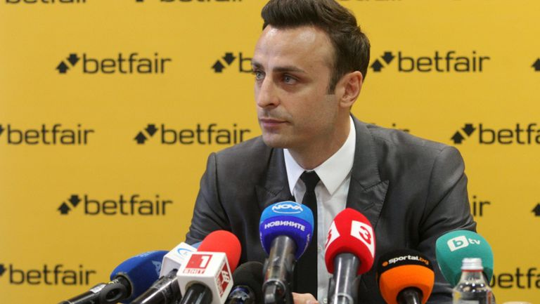 Бербатов категоричен: Яд ме е, че с България не играхме на Световно първенство