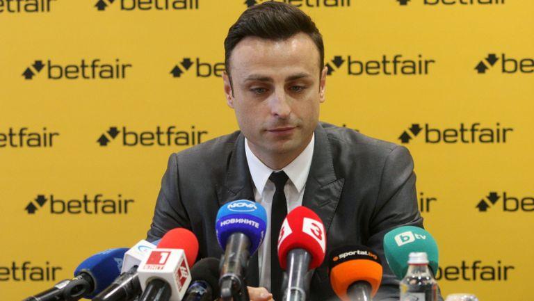 Димитър Бербатов: Щастлив съм от всичко, което съм постигнал