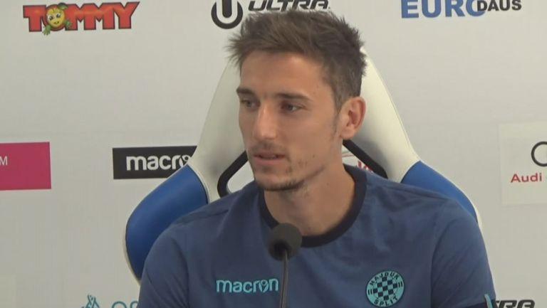 Зоран Нижич: Трябва да дадем всичко от себе си, за да вземем добър резултат от първия мач срещу Славия