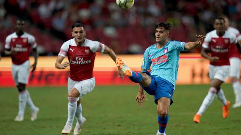 Атлетико излъга Арсенал в мач с 5 пропуснати дузпи