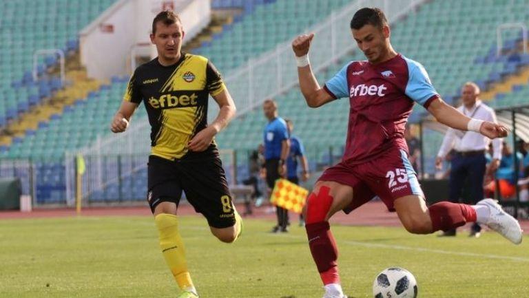 Септември София - Ботев Пловдив 0:2