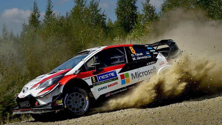 Естонец с Тойота спечели най-бързото рали в Световния шампионат
