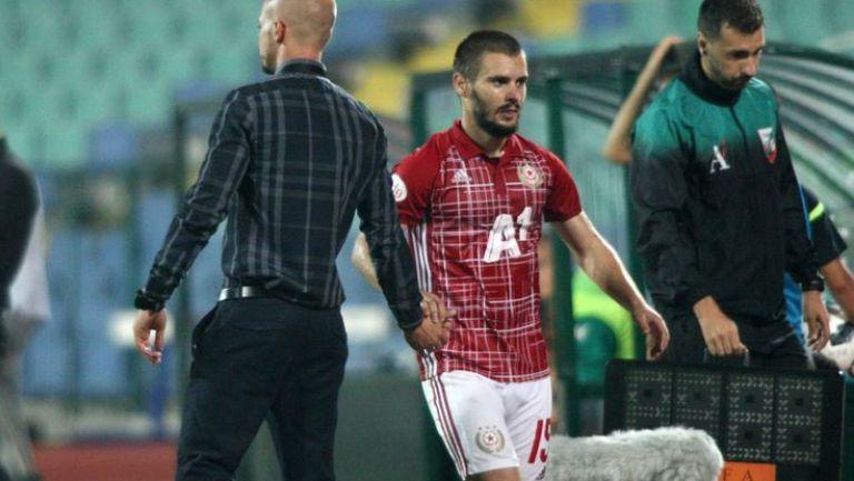 Кристиян Малинов: Извинявам се за държанието си след мача в Рига