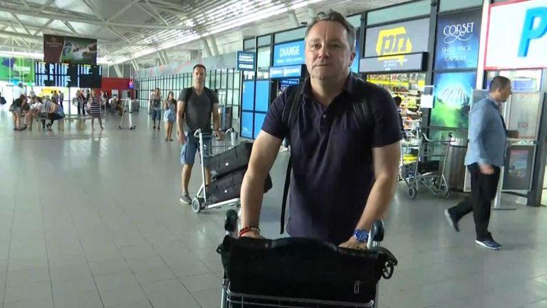 Новият треньор на Левски вече е в София