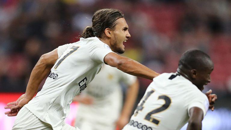 Пари Сен Жермен - Атлетико Мадрид 3:2