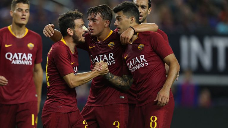 Рома постигна впечатляващ отбрат срещу Барселона