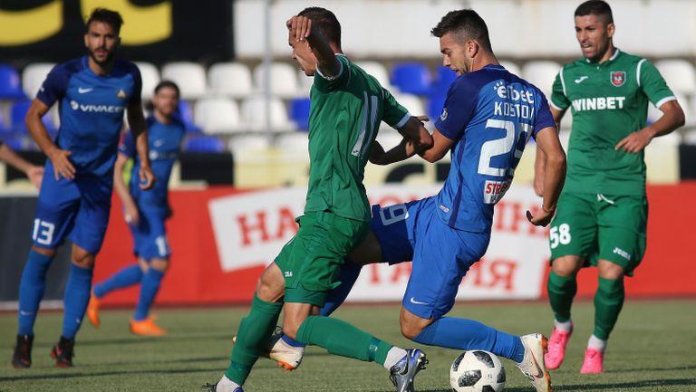 Ботев Враца - Левски 0:2