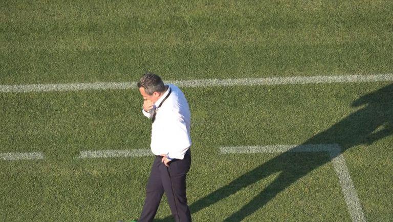 Стоянович дебютира начело на Левски