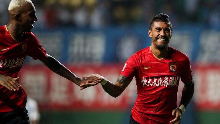 Паулиньо пренесе головата си форма от Барселона в Китай