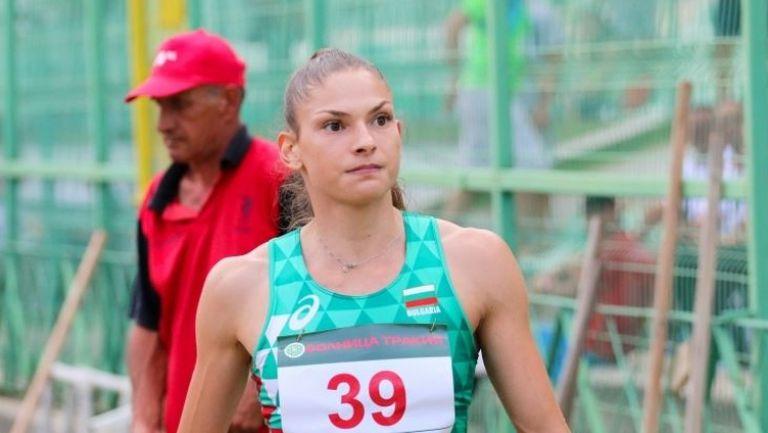 Петрова на финал, Начева - не