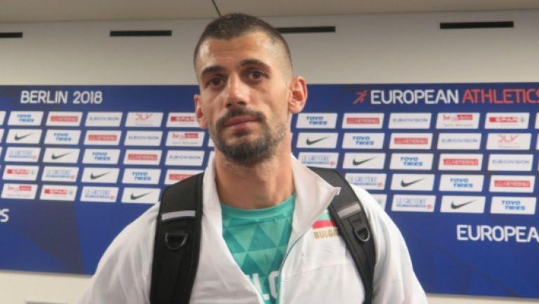 Караилиев: Решението дали да дойда беше много трудно