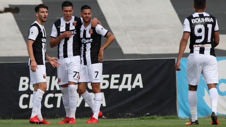 Локомотив Пловдив - Верея 3:0